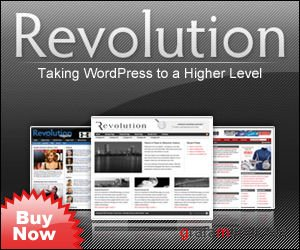 Revolution Pro - WordPress Template