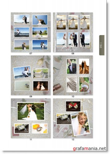 Graphic Authority Wedding Templates v1Disk1