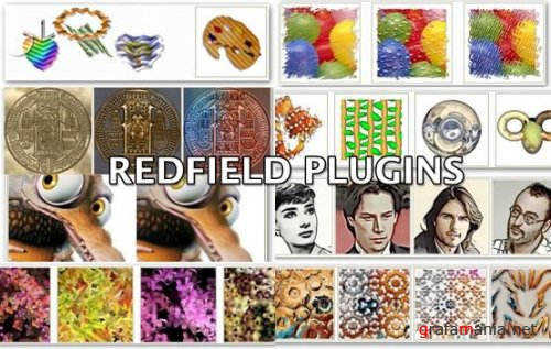 Redfield Photoshop Plugins