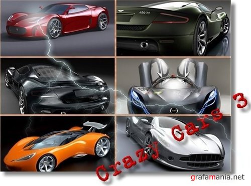 Crazy Cars Wallpapers v3 - Concept Cars