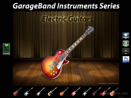 Series-Electric Guitars