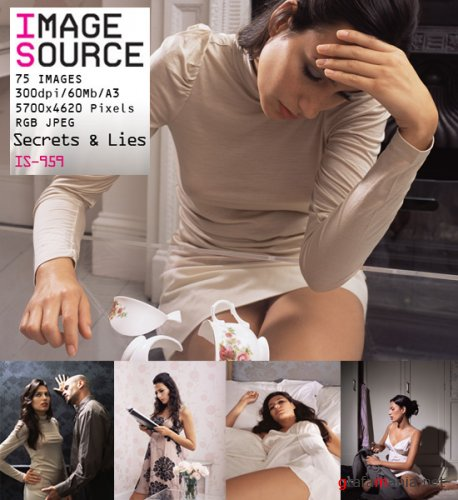 ImageSource IS959 - Secrets and Lies