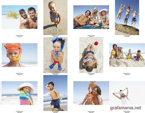 Veer Fancy Photography - Family, Beach, Fun