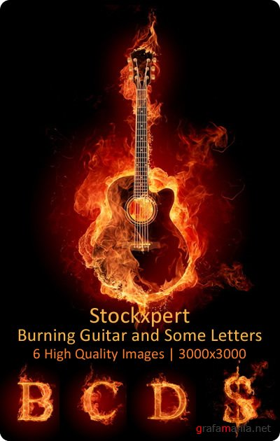 Burning Guitar and Some Letters