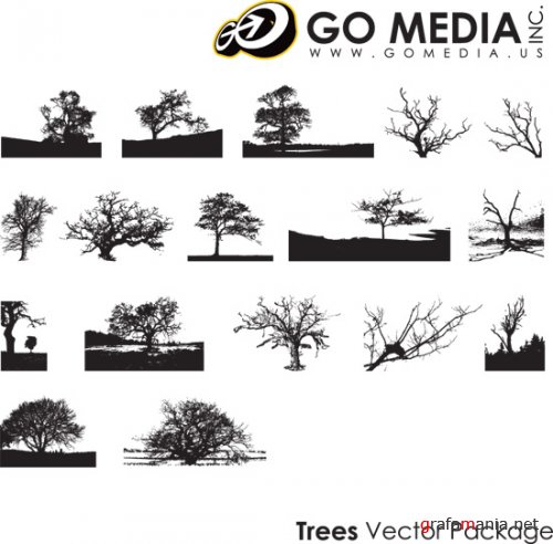 Vectors of Go Media's Arsenal (Collections 02)
