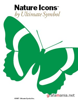 Ultimate Symbol - Nature Icons