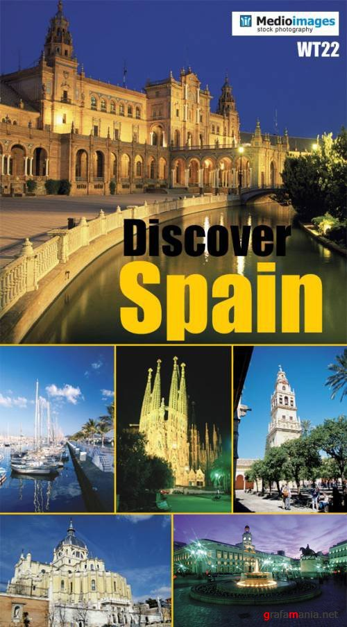 MedioImages - WT22 Discover Spain
