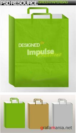 Paper Bags PSD