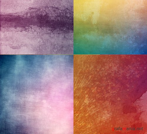 4 Grunge Texture HQ Images