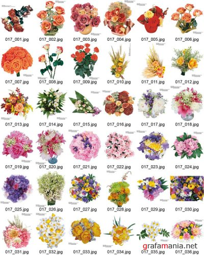 IzoSoft Vol.029 - Bouquets