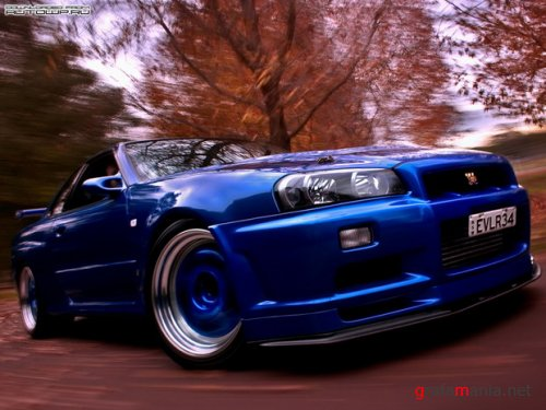 Wallpapers - Nissan Skyline [1999]