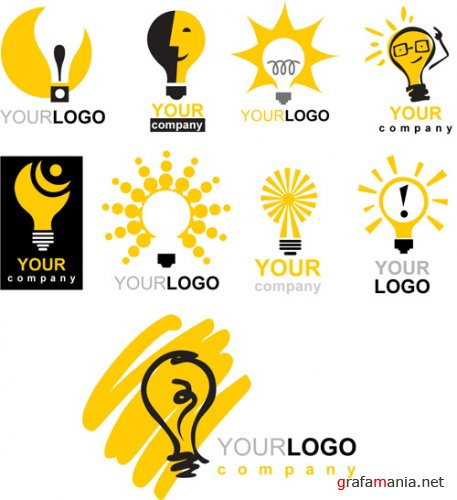 Creative Logos From SS vectors