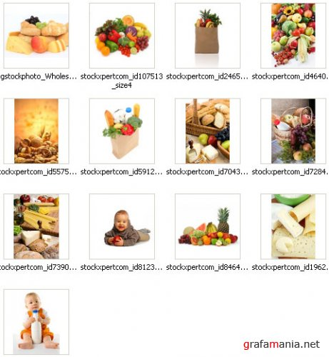 Stock Images - FOOD
