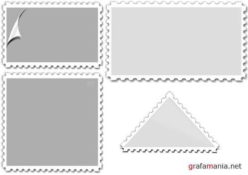 Stamp Templates for PhotoShop