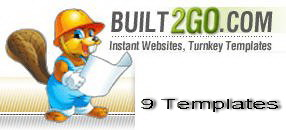 Built2Go Shoping templates