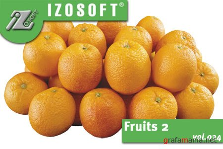 IzoSoft Vol.034 - Fruits 2