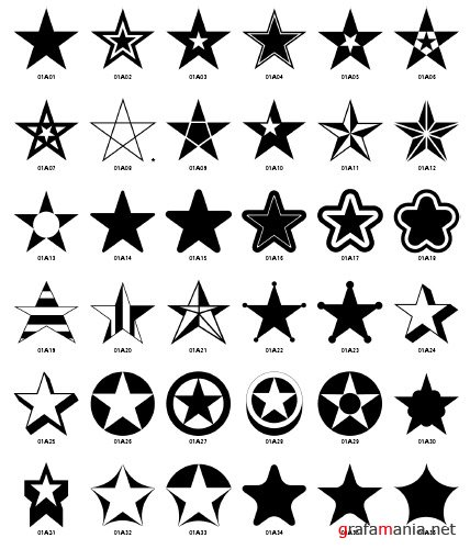 Ultimate Symbol Design Elements 1-8