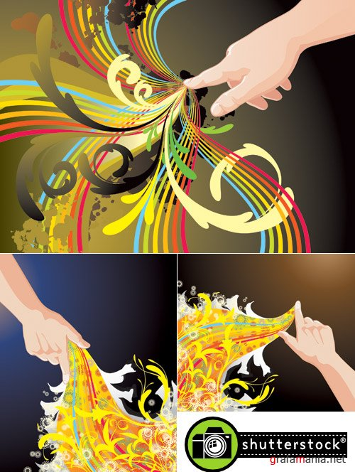 Amazing Vector SS - Magic Fingers