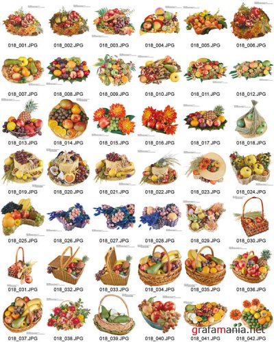 IzoSoft Vol.30 - Fruit Compositions