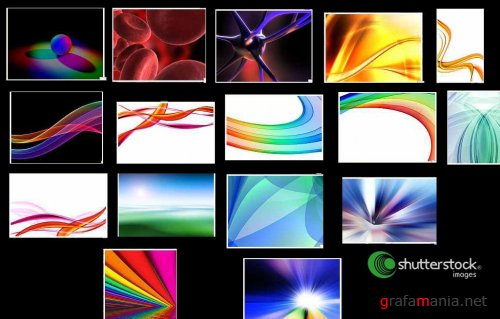 ShutterStock color images