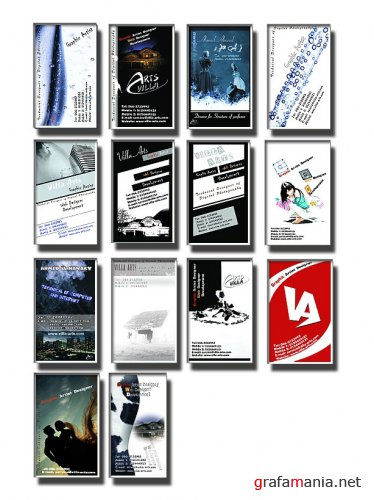 Templates - Business Card