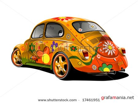 SS Flower Power Beetle