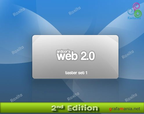 Web 2.0 effect brushes 2nd Edition