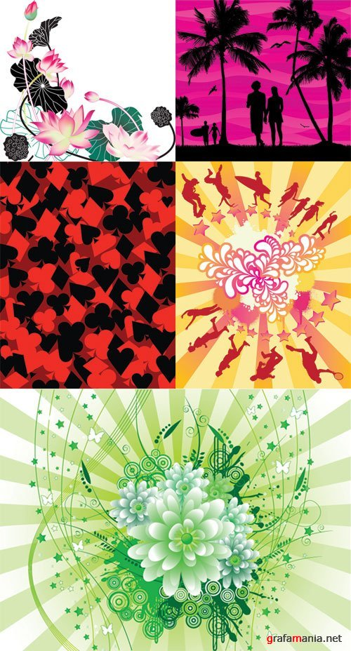iStock - Vector Backgrounds