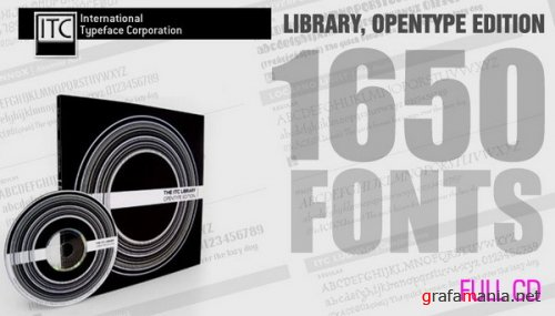 ITC Library [Open.Type.Edition.2008]