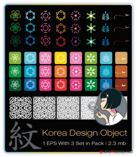 Korea Design Object