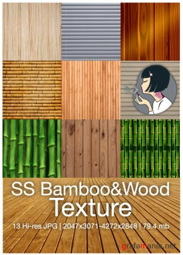 SS Bamboo & Wood Texture