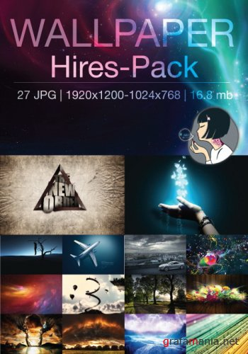 Hires Wallpaper Pack