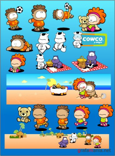 Cowco and Friends