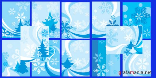 WINTER BACKGROUNDS 4
