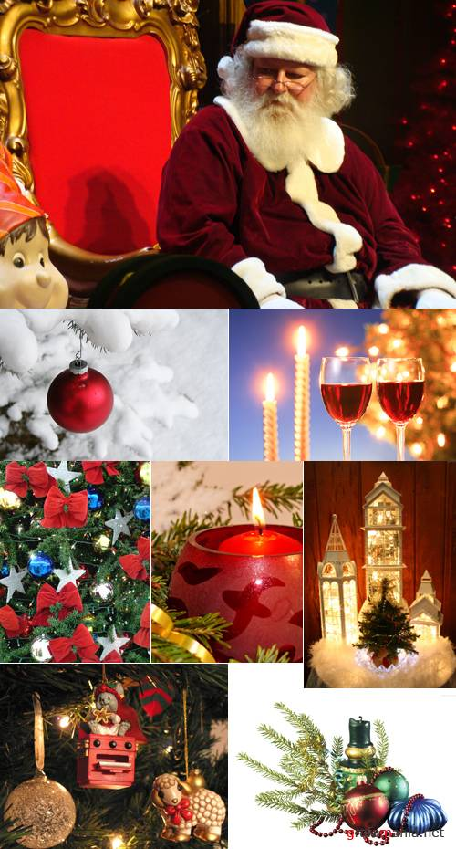Intellectchaos Images Collection - Marry Christmas 3