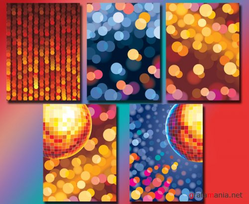 DISCO Backgrounds