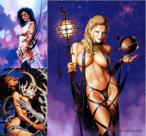 Art by Dorian Cleavenger part1
