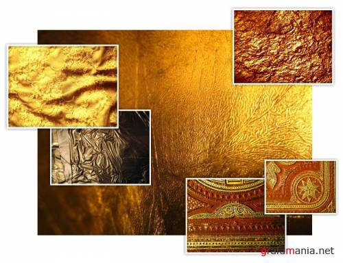 "Gold ""TEXTURES"""