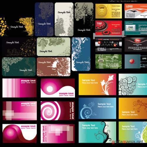"Vector Business ""Cards"""