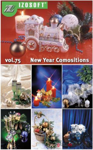 IzoSoft Vol.75 - New Year Compositions