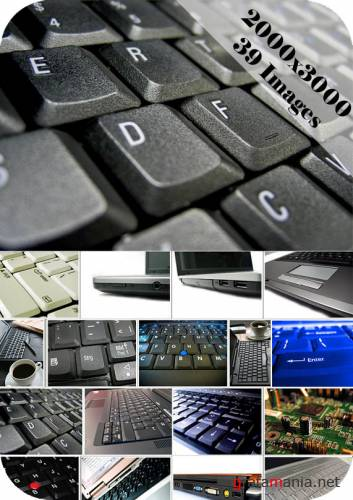 HQ Images - The keyboard