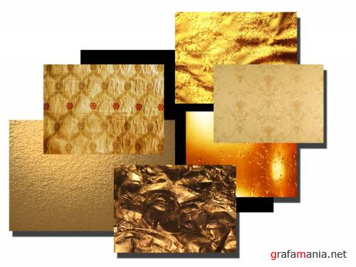 HQ Images - Gold texTURES 2