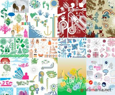 iStock Vector Elements Set2