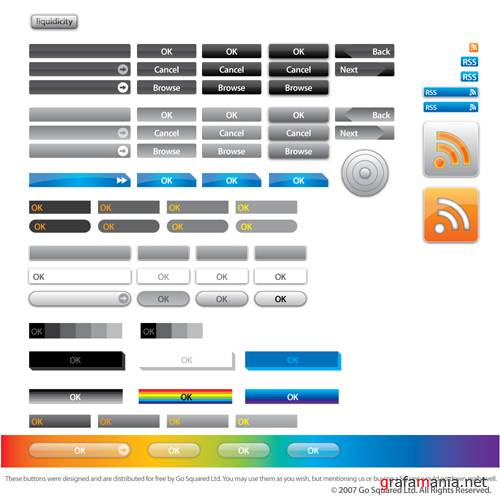 100 logo and design elements