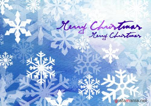 PSD Template - Merry chistmas