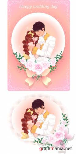 Vector Wedding Pack 1