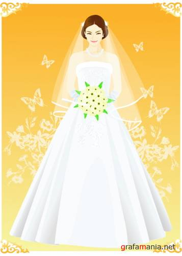 Vector Wedding Pack 2