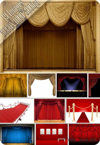HQ Images - Curtain