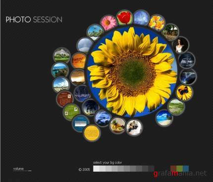 TM 9155 Photo Session Web Template