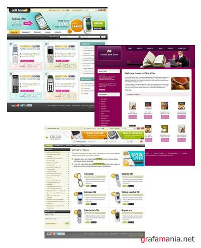 osCommerce Themes